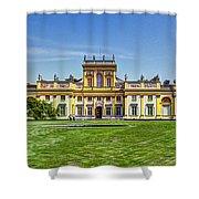 Wilanow Palace - Warsaw Poland Shower Curtain