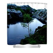 Wild Nature In Norway Shower Curtain