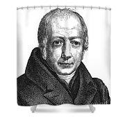 Wilhelm Von Humboldt Shower Curtain