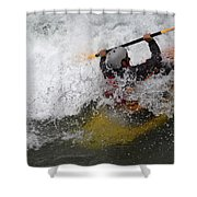Will To Succeed Shower Curtain