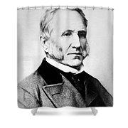 Willard Parker, American Surgeon Shower Curtain