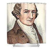 William Bradford (1722-1791) Shower Curtain