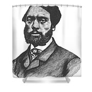 William Craft Shower Curtain by Granger