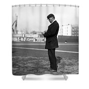 William Dinneen 1910 Shower Curtain