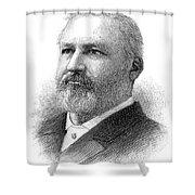 William Henry Hatch Shower Curtain