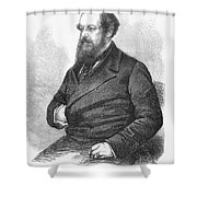 William Howard Russell Shower Curtain