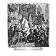 William IIi Of England Shower Curtain
