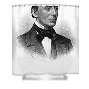William Lloyd Garrison Shower Curtain