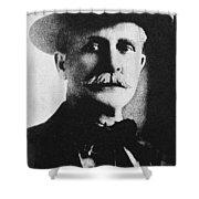 William M. Tilghman Shower Curtain