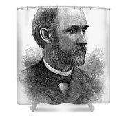 William Miller (1840-1917) Shower Curtain