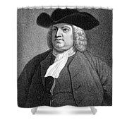 William Penn (1644-1718) Shower Curtain by Granger