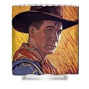 William Surrey Hart Shower Curtain