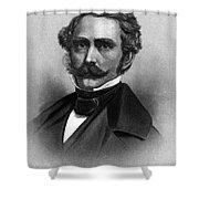 William T. G. Morton, American Dentist Shower Curtain