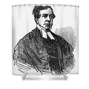 William Webb Ellis Shower Curtain