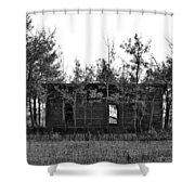 Wind And No Pain Shower Curtain