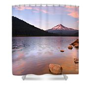 Windkissed Reflection Shower Curtain