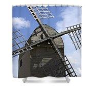 Windmill 10 Shower Curtain