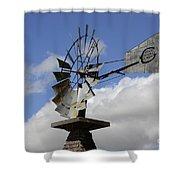 Windmill 2 Shower Curtain