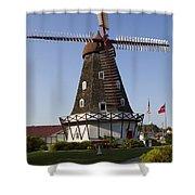 Windmill Danish Style 1 A Shower Curtain