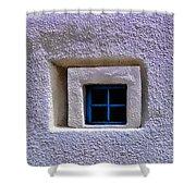 Windows Of Taos Shower Curtain