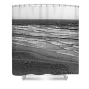 Windy Surf Shower Curtain