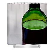 Wine Still Life Shower Curtain