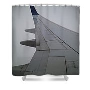 Wing Shower Curtain