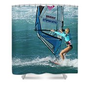 Winter In Hawaii 5 Shower Curtain