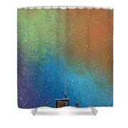 Winter Solitude 10 Shower Curtain