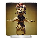 Woman Of The Tribe Shower Curtain