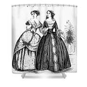 Womens Fashion, 1851 Shower Curtain