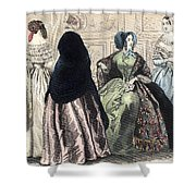 Womens Fashion, C1850 Shower Curtain