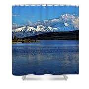 Wonder Lake Shower Curtain
