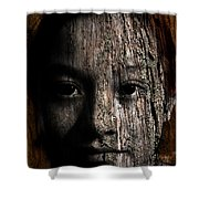 Woodland Spirit Shower Curtain