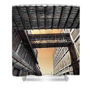 Woolstores Shower Curtain