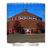 Worlds Largest Barn Shower Curtain