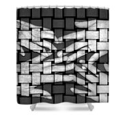 Woven Generations Shower Curtain