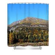 Wrangell-st. Elias Shower Curtain