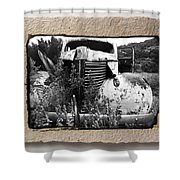 Wreck 1 Shower Curtain