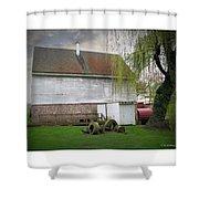 Wye Mill Shower Curtain