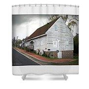 Wye Mill - Street View Shower Curtain