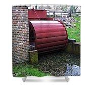 Wye Mills Shower Curtain