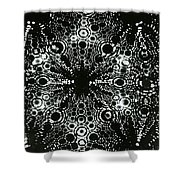 X-ray Diffraction Of Tungsten Tip Shower Curtain