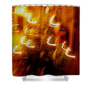 Xmas Harmony 2011 Shower Curtain