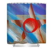 Yamaha Star Shower Curtain