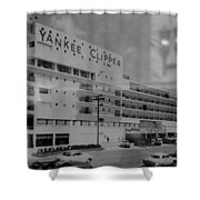 Yankee Clipper Shower Curtain