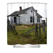 Yard Needs A Little Tlc Shower Curtain