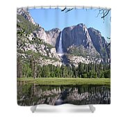 Yosemite National Park Usa Shower Curtain