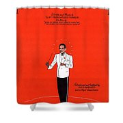 You Can't Stop Me From Dreaming Shower Curtain