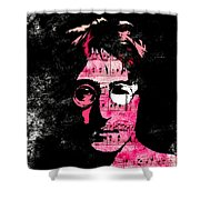 You Say I Am A Dreamer Shower Curtain